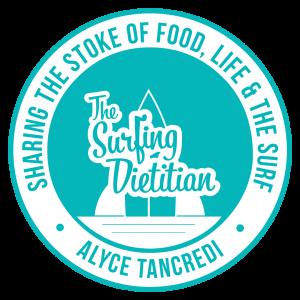 Sunshine Coast Dietitian Logo design